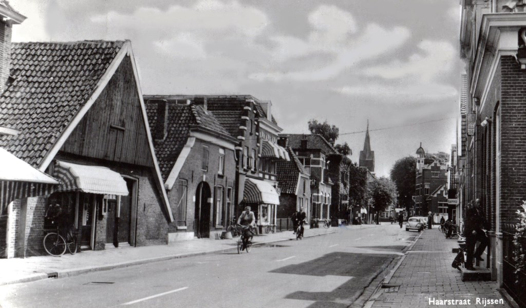 De Haarstraat in Rijssen. Foto: Robert van Kralingen © Persgroep