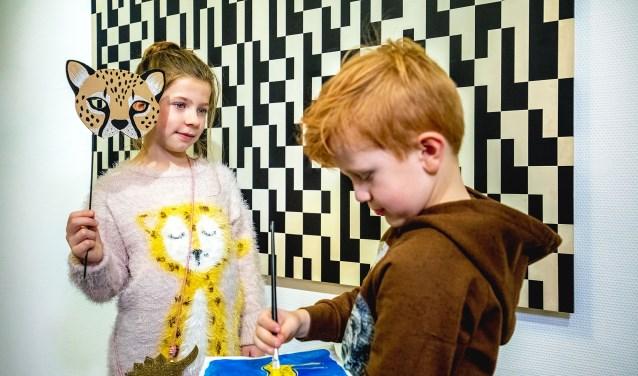 Tijdens de Museumnacht gaan kinderen zelf aan de slag. (Foto: PR)