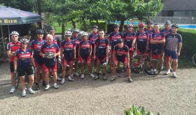 Voor Wielertrimclub Hank is vorige week het wielerseizoen begonnen.