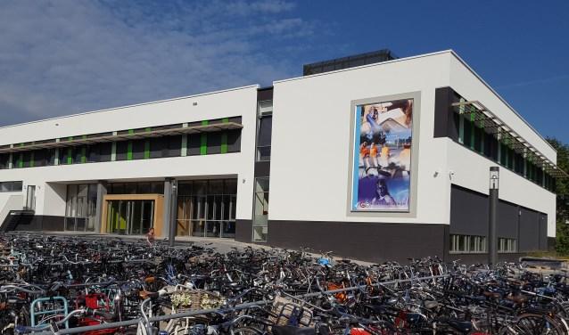 Het Elzendaalcollege in Boxmeer is tevreden over het aantal nieuwe inschrijvingen. (foto Boxmeers Weekblad)
