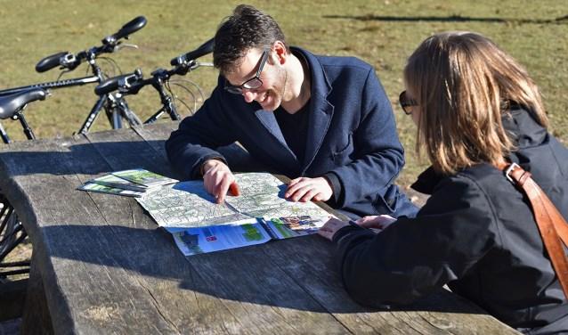 Fietsen over het Brabantse fietsknooppuntennetwerk is nu nog makkelijker met de nieuwe fietskaarten van Routebureau Brabant.