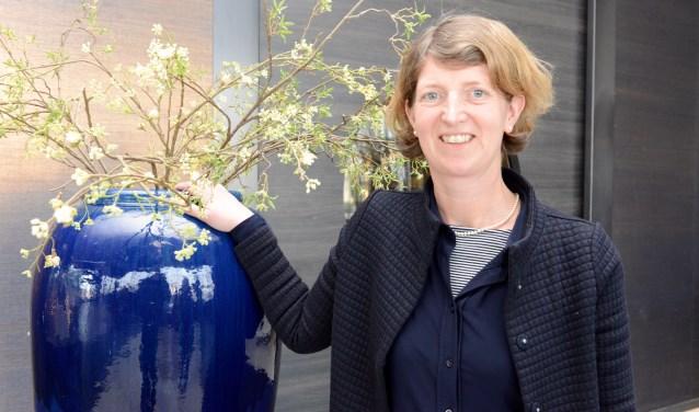 Initiatiefneemster Minke Knol verwacht voor 1 mei een positief antwoord van het ministerie van Onderwijs, Cultuur en Wetenschap te krijgen.     (foto: Cees Hoogteyling)