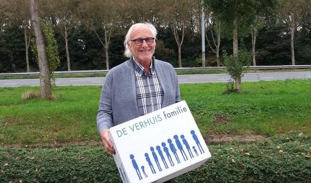 Will Benard van De Verhuisfamilie. (foto: pr)