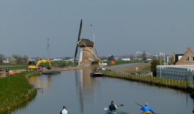 De tochten kunnen met de kano en op de fiets worden gemaakt. De Fluisterboot is gereserveerd, voor  de tochten per kano of op de fiets zijn plaatsen beschikbaar. Opgeven via websites clubs. (Foto: E. Lohmann)