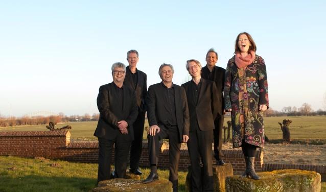 Het Hexagon Ensemble is zondag 18 maart voor de derde keer te gast bij de KunstKring Ruurlo.