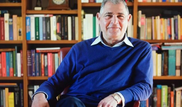 Als vitale gepensioneerde richt Ben Pollmann zich op de lokale omgeving. Foto: Jurgen van Hoof