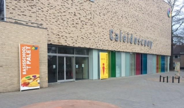 Open dag bij basisschool 't Palet, peuterspeelzaal Beertje Boog en kinderdagverblijf Belle Fleur in de Caleidoscoop in Vlijmen.