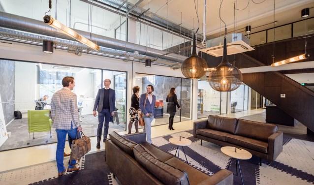 Het nieuwe, regionale Ondernemershuis Station88 in Midden-Brabant trapt af met een openingsceremonie voor genodigden gevolgd door een inspirerende openingsweek bomvol praktische workshops en kennissessies voor ambitieuze en nieuwsgierige ondernemers. foto: Jostijn Ligtvoet