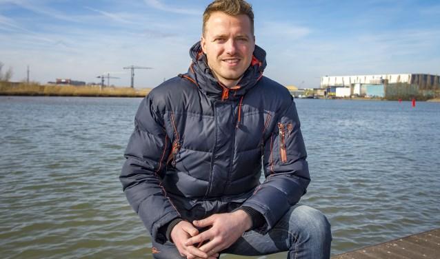 Nick van der Ploeg wil goed afsluiten  bij vv Capelle. (Foto: Wijntjesfotografie.nl)