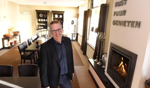 Ondernemer van de week: Jan Terhorst. (foto: Roel Kleinpenning)