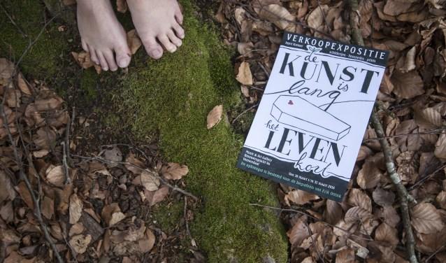 Kunst is lang, leven is kort... (Foto: Sander van Laar, Pixellaar Fotografie)