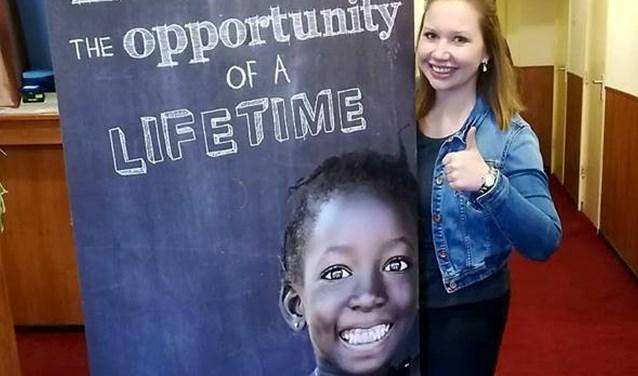 Docente Natascha Kuipers vertrekt op 21 april naar Malawi om daar het onderwijs te helpen verbeteren.
