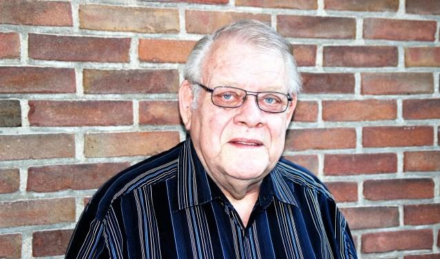 Henk Junte vormt nu als Algemeen Belang Nunspeet een eenmansfractie in de Nunspeetse gemeenteraad. Hij rekent er op die na de verkiezingen uit te breiden naar twee of drie leden. Foto Dick Baas