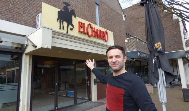 Er wordt nu nog hard gewerkt in het nieuwe restaurant El Charro, maar vrijdag is alles klaar voor de opening. En wat El Charro betekent? Ruiter. Een charro is een soort voorloper van de cowboy in Amerika.
