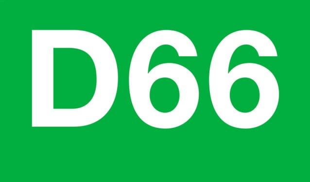 Bericht van D66.