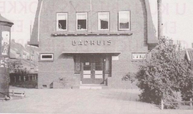 In de jaren dertig van de vorige eeuw opende Het Badhuis voor het eerst zijn deuren. (Foto: Privé)