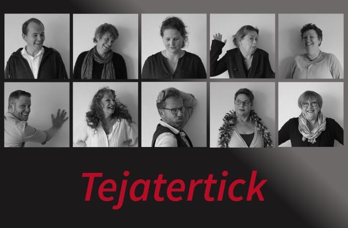 De cast van Tejatertick