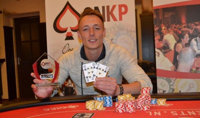 Elwin Haijtema uit Doetinchem won vorig jaar het toernooi.