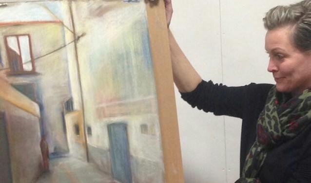 Op zaterdag 17 maart kun je in Bruchem deelnemen aan de gratis workshops Schilderen met Acrylverf en Portrettekenen.