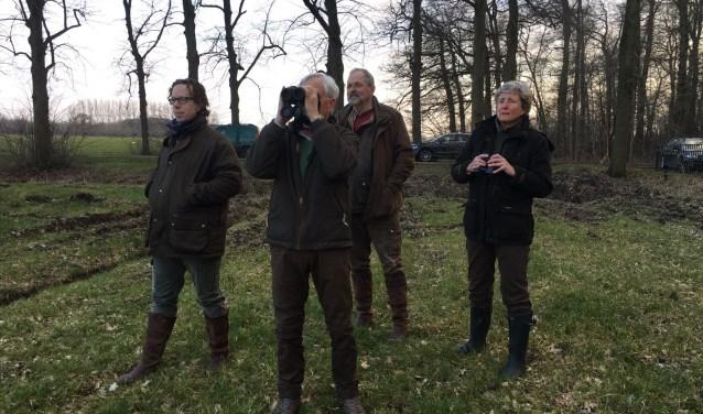 Ieder jaar tellen de jagers van de lokale jagersvereniging Kromme Rijn (Wildbeheereenheid Kromme Rijn) het aantal reeën in de regio.