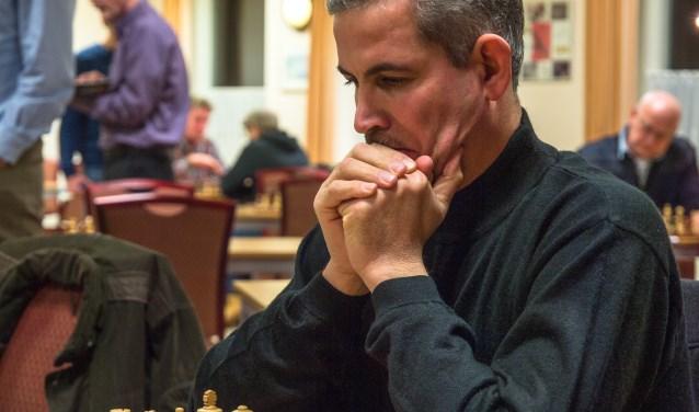 Sami Al-yasin in actie. (Foto: Privé)