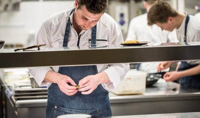 Chef-kok Raoul Meuwes van HFSLG
