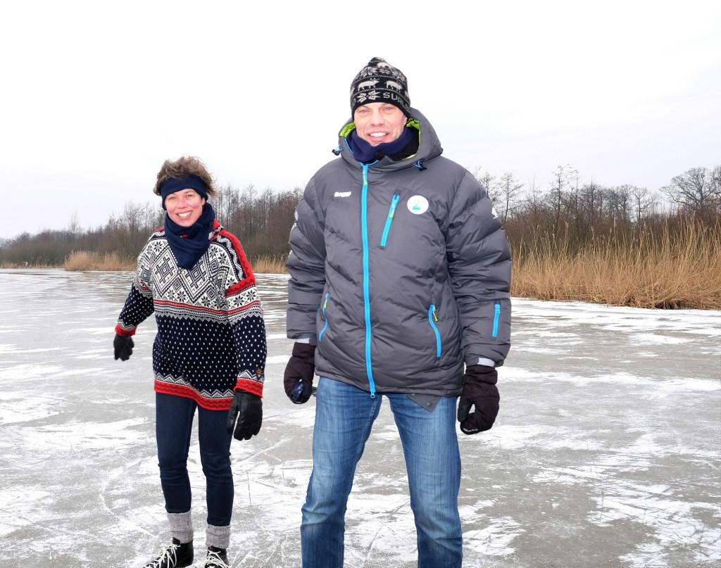 Mirjam en Peter uit Gouda en Amerongen.  © Persgroep