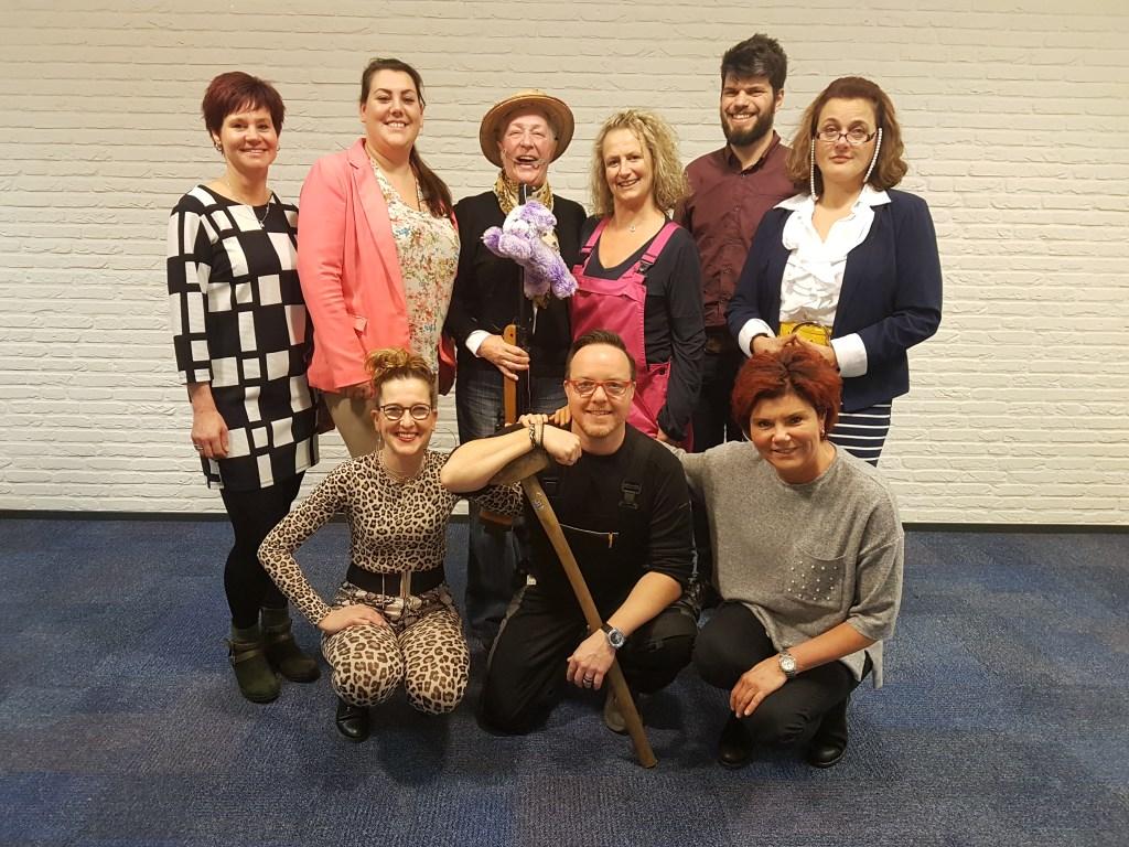 De jaarlijkse uitvoeringen van Vriendentrouw zijn 11, 14 en 18 maart in Zalencentrum Wieleman.
