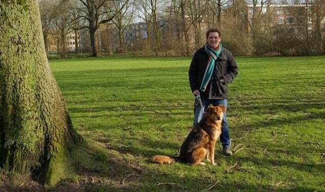 Lekker met (of zonder) hond een wandeling maken door Esvelderbeek.