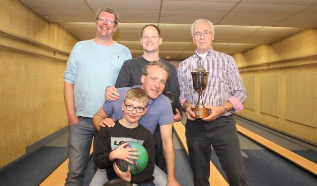 Het stratenteam Het Wapen van Lochem werd Straatkegelkampioen 2018.