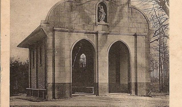 (Foto en tekst heemkundekring De Heerlijkheid Oirschot; meer informatie op de Canon van Oirschot)