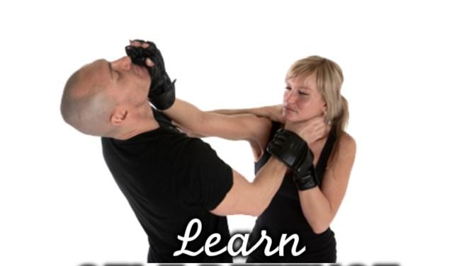 Zelfverdediging bij the Gym Apeldoorn