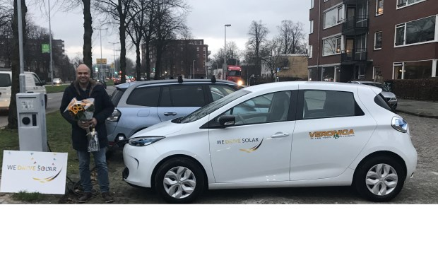 Stadsbladutrecht Nl Het Eerste Rijbewijs Voor De Elektrische Auto