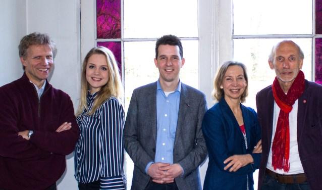 (kandidaat)raadsleden van de PvdA Stichtse Vecht