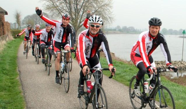 Route langs de IJssel