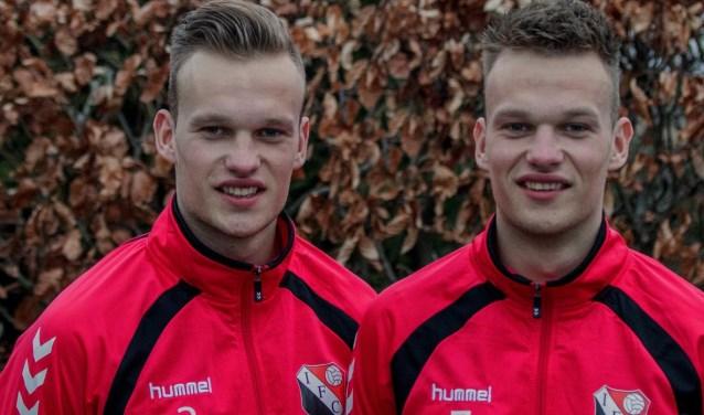Yannick en Robin van der Sman: laatste seizoen bij IFC.