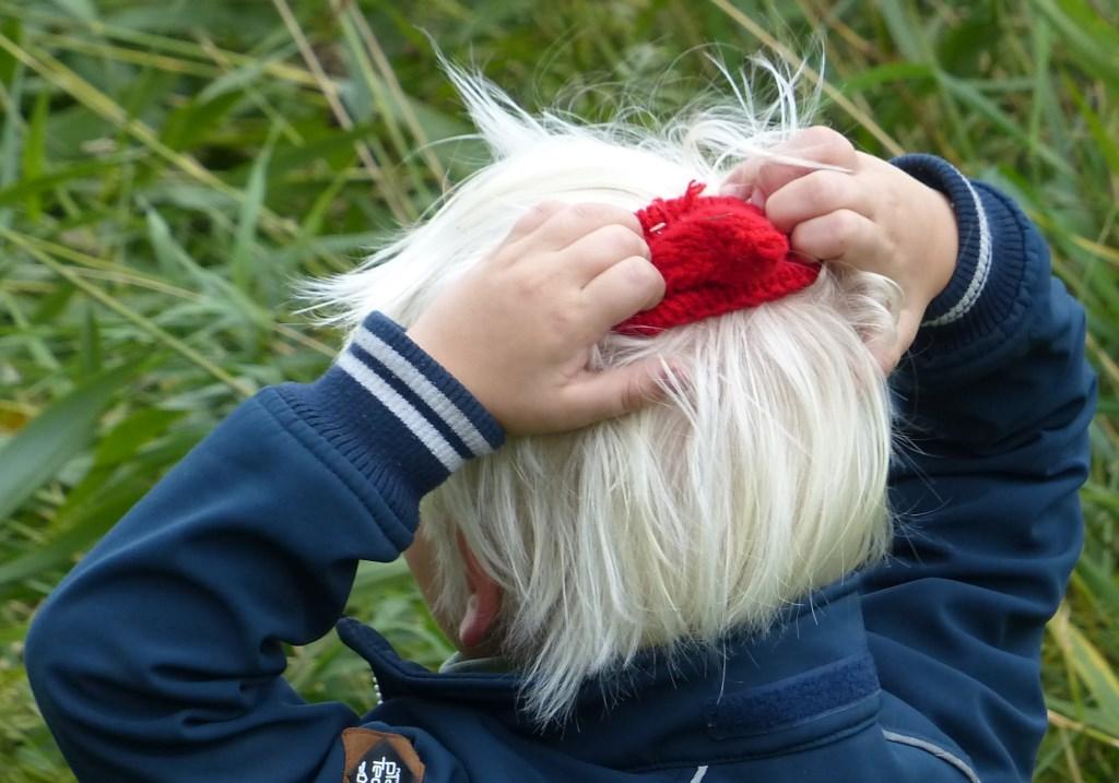 De kaboutermuts past iedereen  Foto: Hilde Visscher © Persgroep