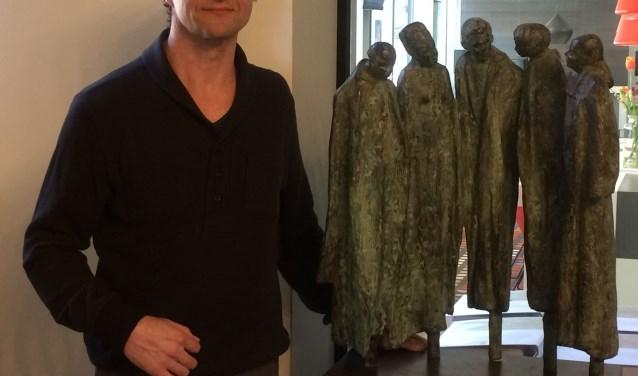 Romijn Conen (51) is benoemd als eerste Cultuurverbinder van Boxtel.