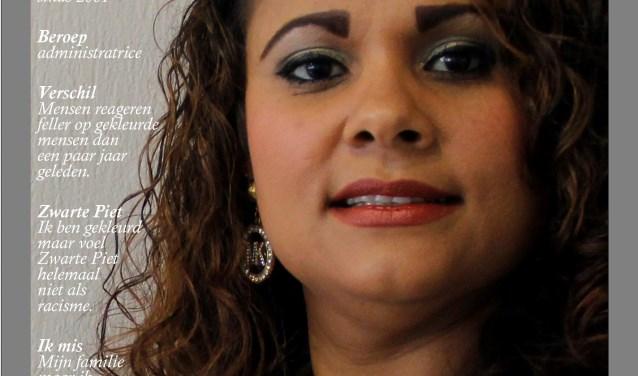 Daisy Almonte komt uit de Dominicaanse Republiek. De liefde bracht haar in 1999 naar Nederland. Sinds 2001 woont zij in Soest. (Foto: Rob Thoomes)