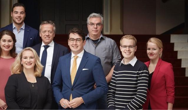 Acht kandidaten voor CDA Nijmegen.