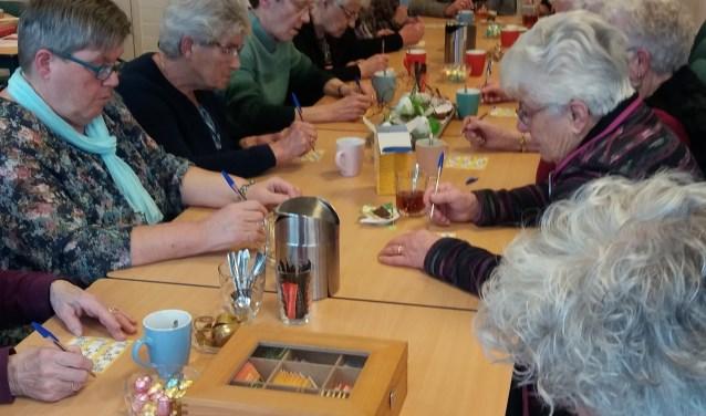 Bingo ZorgSchakel in gemeenschapshuis De Jachthoorn.