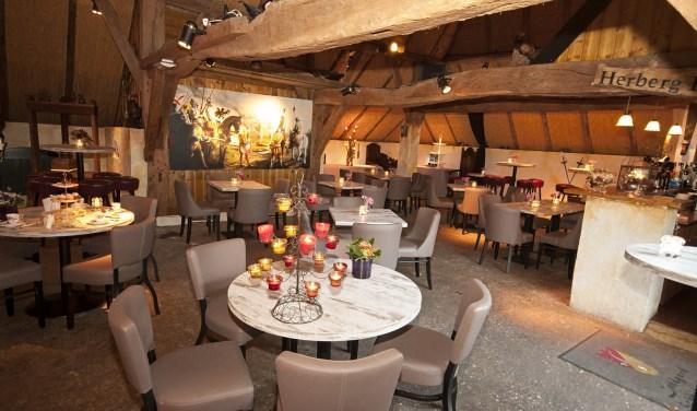 Lekker eten met Pasen kan op Landgoed Schuilenburg.