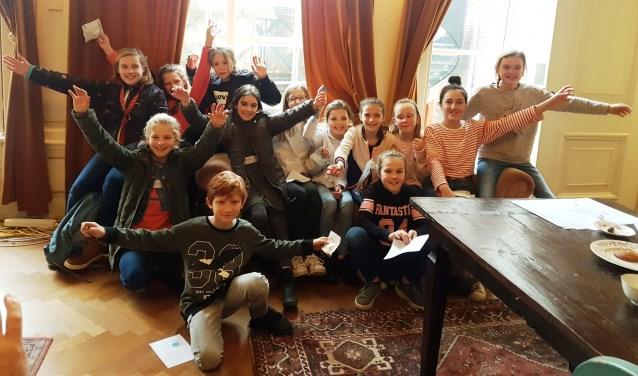 Deze Bredase basisscholieren lezen 13 maart hun Kinder Trendrede voor, in het bijzijn van wethouder Miriam Haagh, die na afloop nog een kleine expositie met toekomstbeelden bezoekt, die tot 17 maart te zien zal zijn.