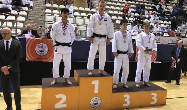 NK zilver voor SI-judoka Süheyl Uyar