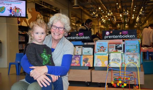 Wilma Heuvelink over het gevoel van rijkdom dat een bibliotheek kan geven.
