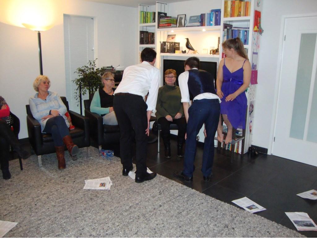 Theatercollectief Physicus (Alle foto's: Martin Brink/Rijnpost en Hein Veld)