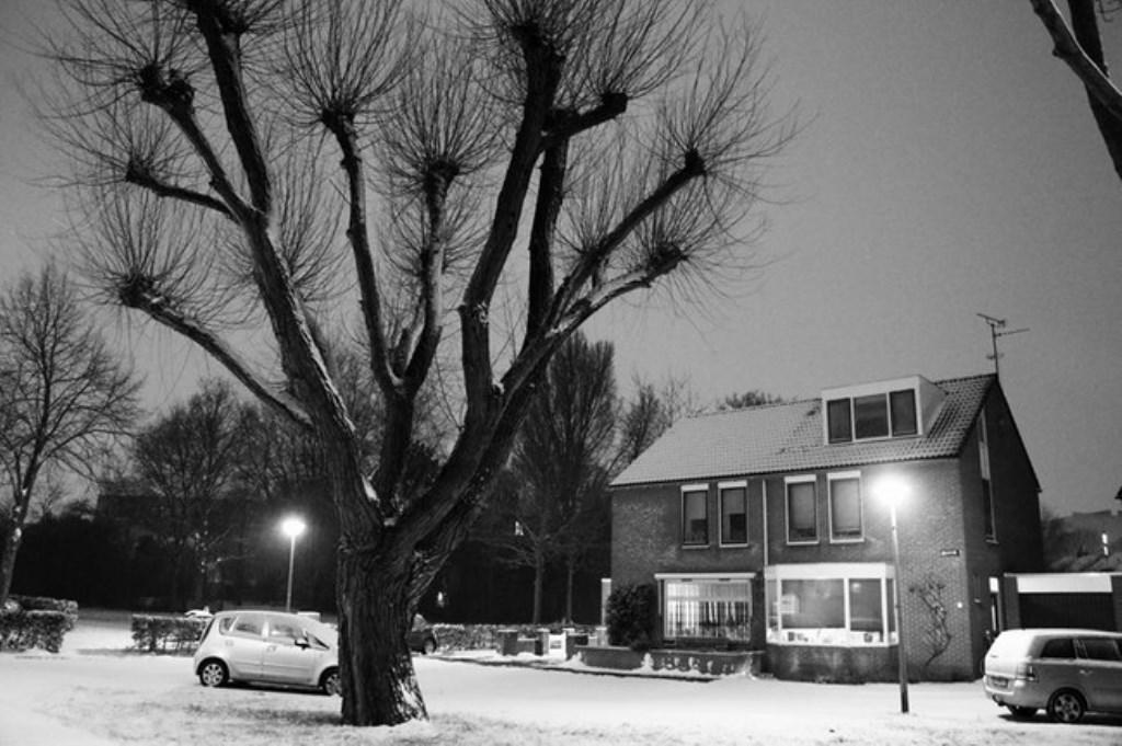Middelburg in de sneeuw Foto: Ricardo Kievit © Persgroep
