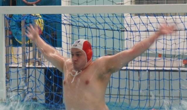 De waterpolo heren speelden gelijk tegen de Amstelveense ploeg De Futen.