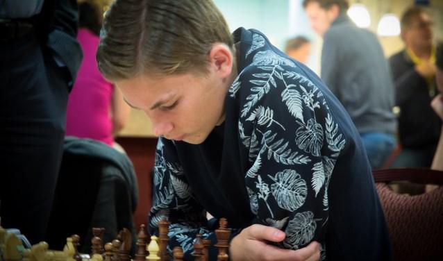 Jorik Klein in actie. (Foto: Privé)