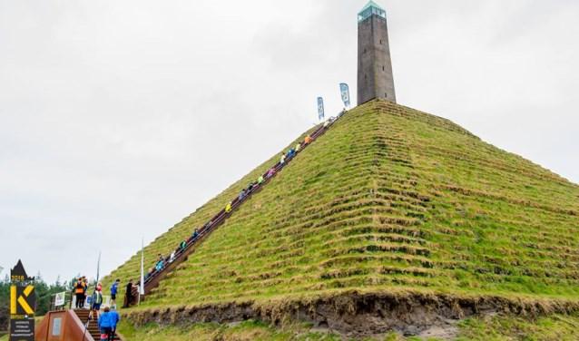 Op 24 maart werd op de Pyramide van Austerlitzde eerste Vertical K in Nederland georganiseerd. Jonathan van der Krogt  finishte als eerste.